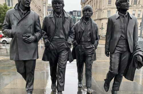 VHNH The Beatles Liverpool